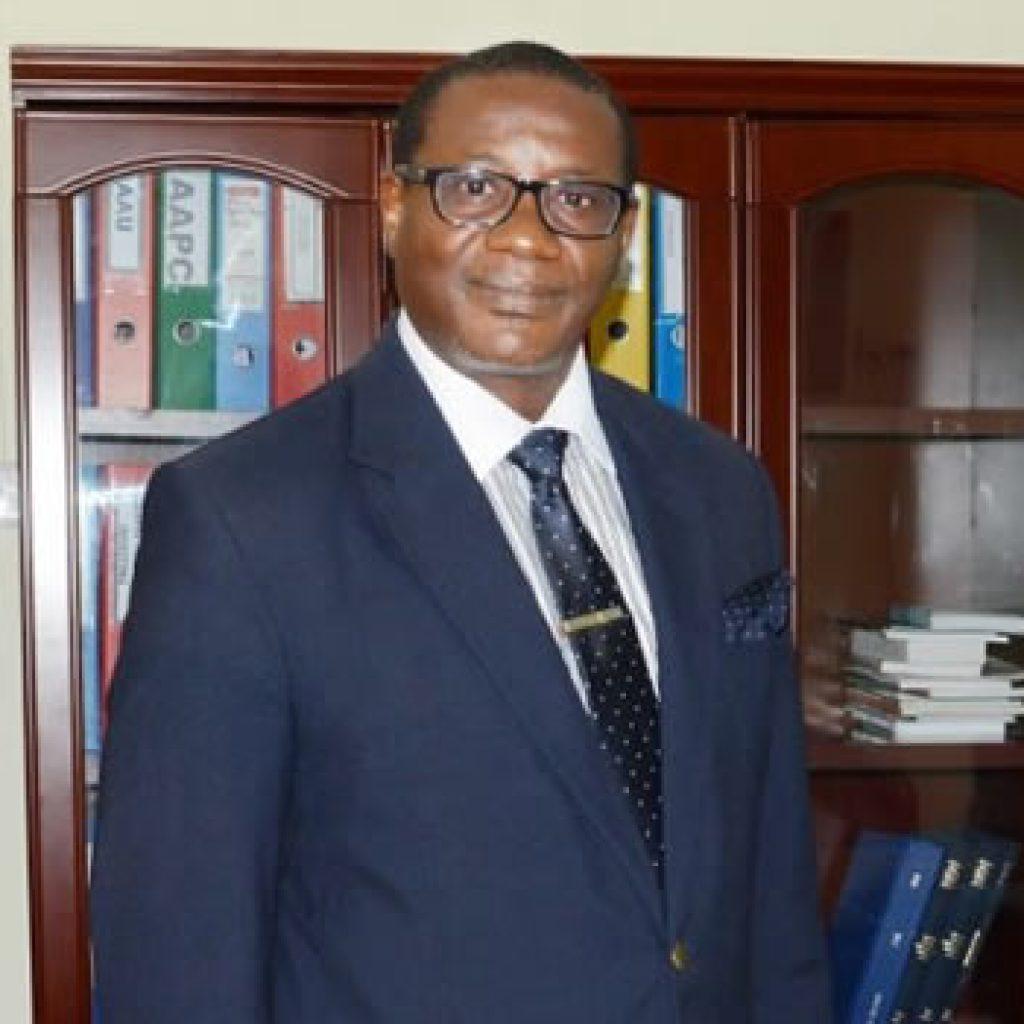 Prof. Philip Ebow Bondzi-Simpson
