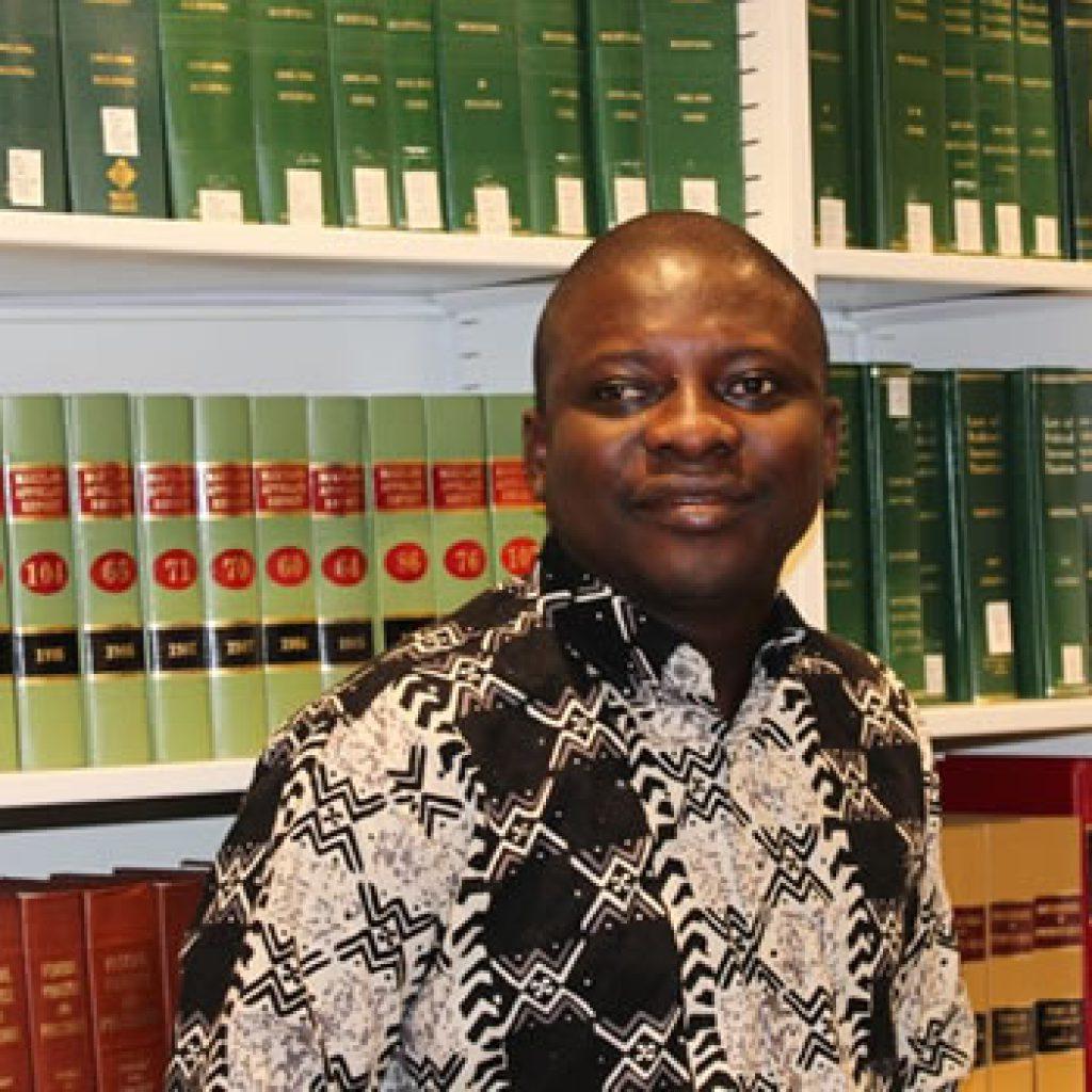 Kwabena Oteng Acheampong