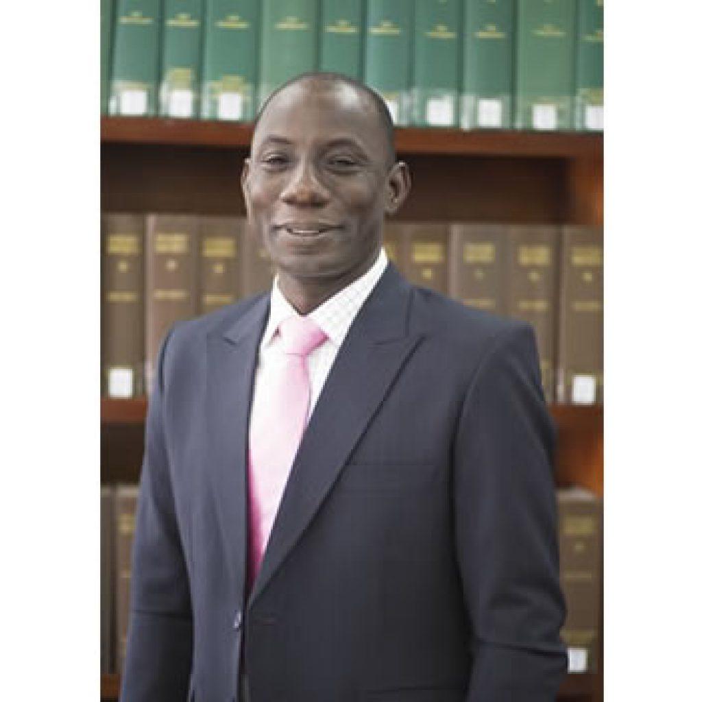Kwasi Baffoe Intsiful