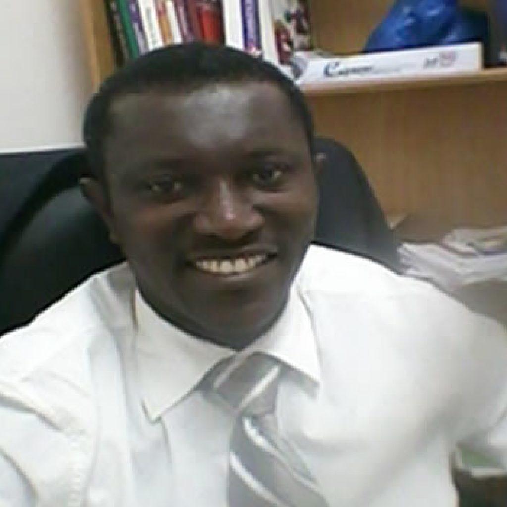 George Adayi-Nwoza Adiah