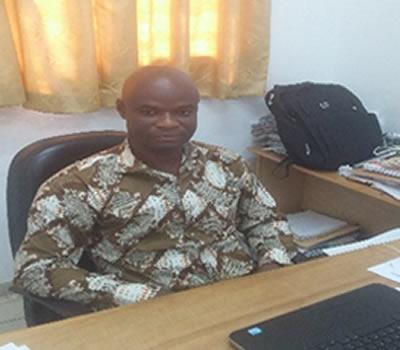 Mr. Samuel Ofosu Awuah