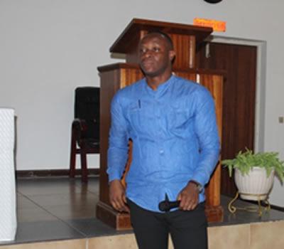 Mr. Benjamin Bubuama