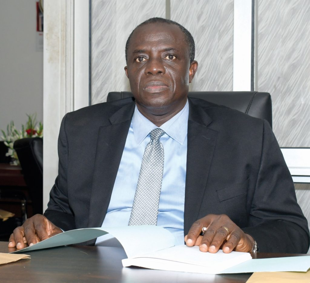 Professor Sir Dennis Dominic Adjei